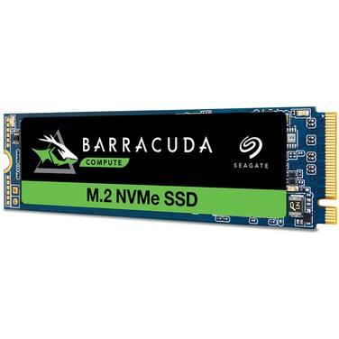 500GB Seagate Barracuda 510 Series M.2 PCIe NVMe SSD PN ZP500CM3A001