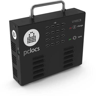 PC Locs iQ 16 Sync Charge Box PCL7002