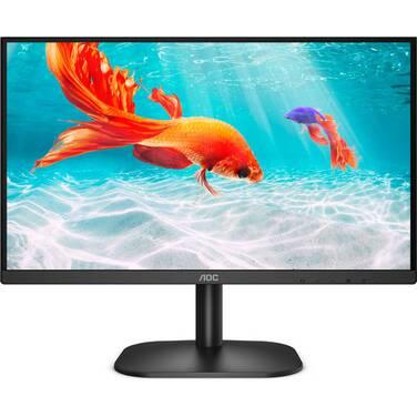 21.5 AOC 22B2H 75Hz FHD VA Flicker-Free Frameless Monitor