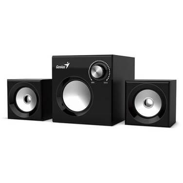 Genius SW-2.1 370 2.1 Speaker 8W