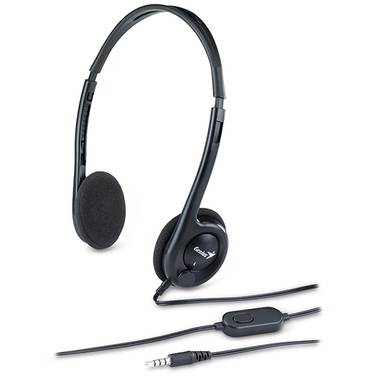 Genius HS-M200C Lightweight Headset with Mic