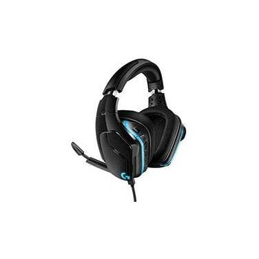 Logitech G635 7.1 Surround Sound LIGHTSYNC Gaming Headset 981-000826