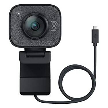Logitech StreamCam 1080p HD USB-C Webcam 960-001283