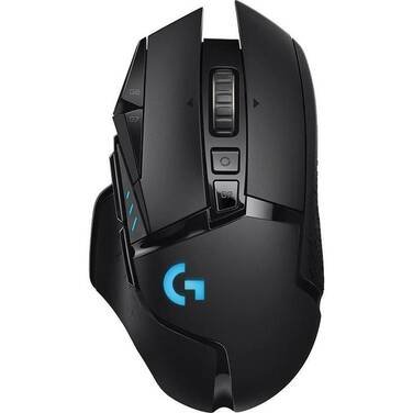 Logitech Wireless G502 Lightspeed Wireless Gaming Mouse 910-005569