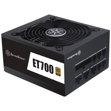 700 Watt SilverStone Fully modular Essential Gold Power Supply SST-ET700-MG