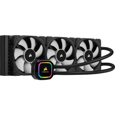 Corsair iCUE H150i RGB Pro XT 360mm Liquid CPU Cooler CW-9060045-WW