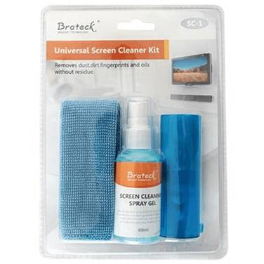 Brateck 3-In-1 Screen Cleaner Kit SC-1