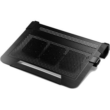 Cooler Master NotePal U3 Plus Notebook Cooling Stand PN R9-NBC-U3PK-GP