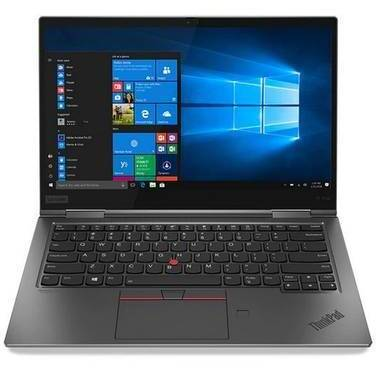 Lenovo Thinkpad X1 14 Yoga Intel Core i7 Notebook with 4G LTE 20SAS02C00