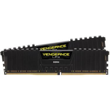 64GB DDR4 Corsair CMK64GX4M2E3200C16 (2 x 32GB) 3200MHz Vengeance LPX Ram