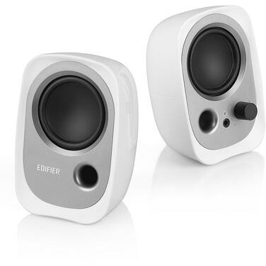 Edifier R12U 2.0 Multimedia Speakers R12U-WHITE