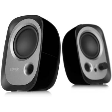 Edifier R12U 2.0 Multimedia Speakers R12U-BLACK