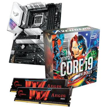 Intel S1200 Core i9 10900KA Bundle