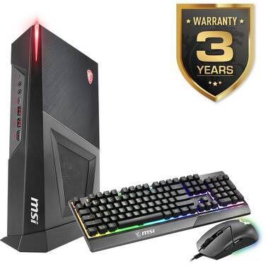 MSI TRIDENT 3 10SA-055AU Core i5 GTX1650 Super Gaming PC Win 10