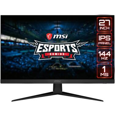 27 MSI Optix G271 FHD IPS Free Sync Gaming Monitor With Height Adjust