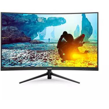 27 Philips 272M8CZ FHD Curved FreeSync Gaming Monitor