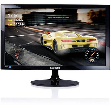 24 Samsung LS24D330HSX/XY FHD LED Monitor - SHOP SOILED - CLEARANCE - OPENED