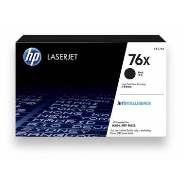 HP 76X Black Toner High Yield (10,000 Pages) for M404, M428 Printers