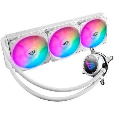 ASUS ROG STRIX LC 360 RGB Liquid CPU Cooler White