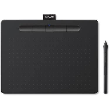 Wacom Intuos Small Bluetooth Black PN CTL-4100WL/K0-C - OPEN STOCK - CLEARANCE