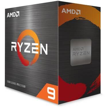 AMD AM4 Ryzen 9 5900X 12 Core 4.8GHz CPU (No Cooler) 100-100000061WOF