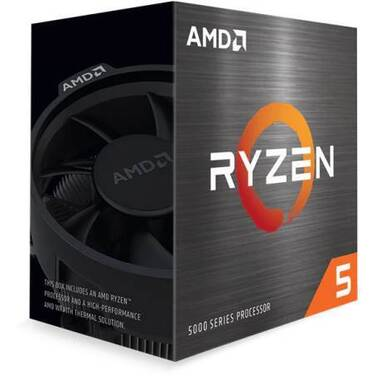 AMD AM4 Ryzen 5 5600X 6 Core 4.6GHz CPU 100-100000065BOX