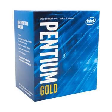 Intel S1200 Pentium GOLD G6400 4.0GHz Dual Core CPU BX80701G6400, Limit 2 per customer