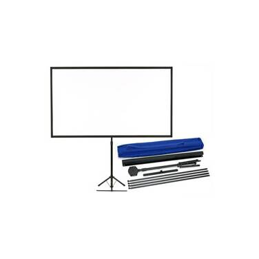 Epson ELPSC21B 80 Portable Tripod Projector Screen