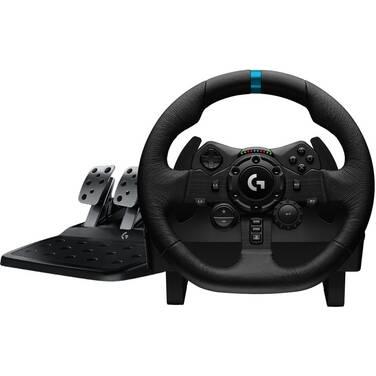 Logitech G923 True Force Racing Wheel (PS4/PC) 941-000152