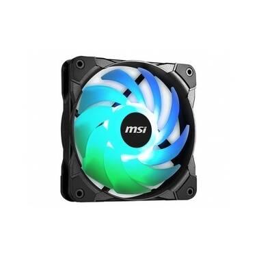 120mm MSI MAX F12A-SI ARGB Case Fan OE3-7G09003-W57
