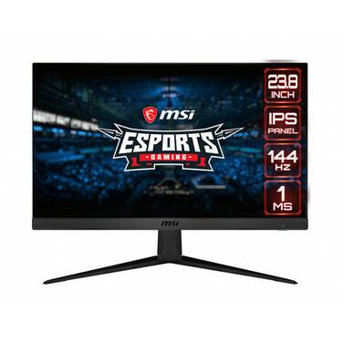 23.8 MSI Optix G241 FHD IPS 144Hz FreeSync Gaming Monitor