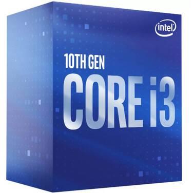 Intel S1200 Core i3-10100F 3.60GHz Quad Core CPU BX8070110100F, Limit 2 per customer