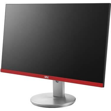 23.8 AOC G2490VX/BK FHD Gaming Monitor With Tilt Adjust