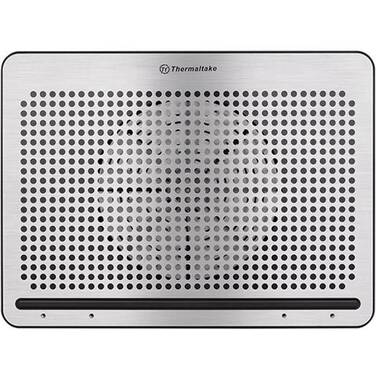 Thermaltake Massive A21 Aluminum Notebook Cooler PN CL-N011-PL20BL-A