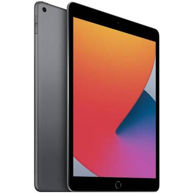 Apple iPad 10.2inch 128GB Wi-Fi (Space Grey) 8th Gen