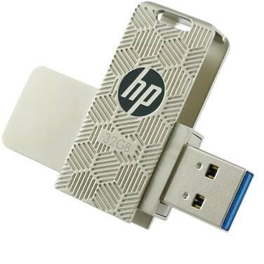 32GB HP HPFD610W-32 X610W USB 3.1 Flash Drive