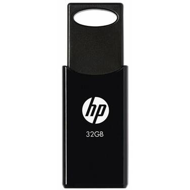 32GB HP HPFD212B-32 USB 2.0 Flash Drive Black