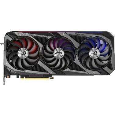 ASUS RTX3080 10GB STRIX Gaming PCIe Video Card ROG-STRIX-RTX3080-10G-GAMING, Limit 1 per customer
