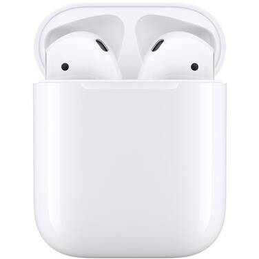 Apple Airpods with Charging Case (2nd Gen) MV7N2ZA/A