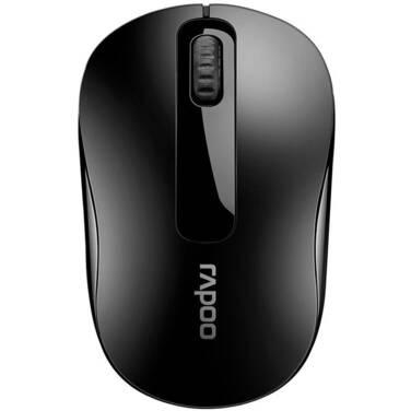 Rapoo M10 Plus Wireless Optical Mouse M10Plus-Black