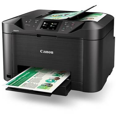 Canon MB5160 Office Maxify Wireless Colour Multifunction Inkjet Printer