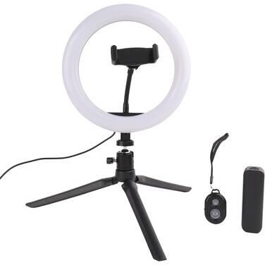 Vivitar Streaming LED Ring Light 8