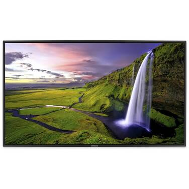 55 Hitachi DS55MU01 4K UHD Commercial Display with Speakers