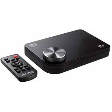 Creative Sound Blaster USB X-Fi V3 Surround 5.1 Pro with Remote - OPEN STOCK - CLEARANCE