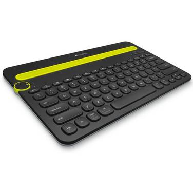 Logitech K480 Bluetooth Multi-Device Keyboard Black PN 920-006380 - OPEN STOCK - CLEARANCE