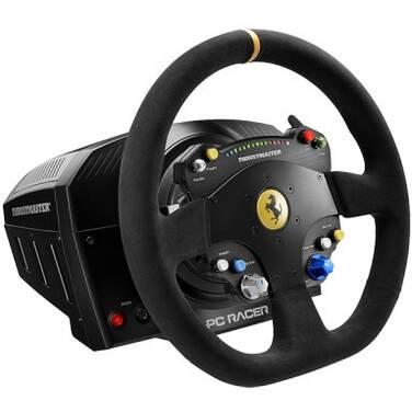 Thrustmaster Ferrari 488 Force Feedback Racing Wheel For PC TM-2960799