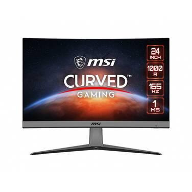 23.6 MSI MAG ARTYMIS 242C FHD VA Curved Gaming Monitor