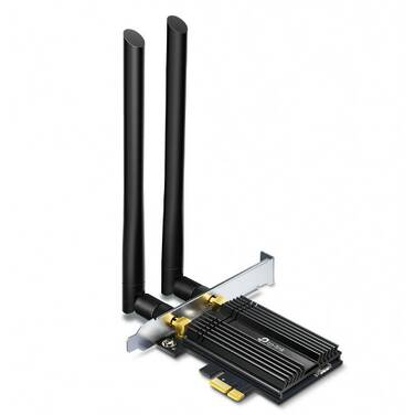 TP-Link Archer TX50E Wireless-AX3000 and Bluetooth PCIe Network Card