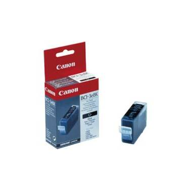 Canon BCI3eBK Black Inkjet Cartridge