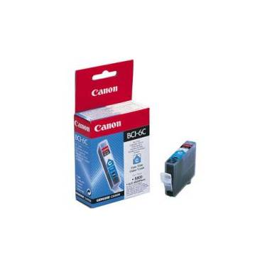 Canon BCI6C Cyan Inkjet Cartridge